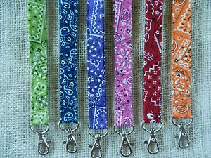 Neck Lanyards for Keys