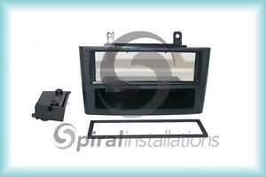 Nissan Maxima 2000 Up Radio Stereo Dash Installation Mounting Kit