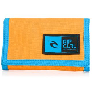Rip Curl Aggrolite Surf Mens Wallet Orange Wallets and Purses One Size