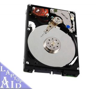 Hitachi HTS545025B9A300 SATA 250GB HDD Hard Drive 2 5 5400RPM Laptop 0609722204811