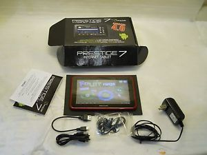 Visual Land Prestige 7 Internet Tablet 8GB Memory 1GHz Android 4 0 Red WiFi Apps