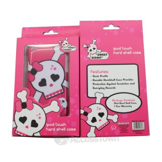 Selection Crazy Cute Hello Kitty Cases for Apple iPod Touch 4th