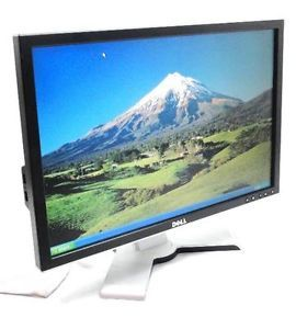 "Dell 2208WFPF 22"" Desktop Wide Screen LCD Monitor 1680 x 1050 5ms 1000 1"
