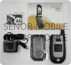 New Motorola Tundra VA76r Rugged Unlocked at T T Mobile PTT Quadband GSM Phone