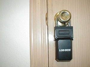 Realtor Lock Box Real Estate Key Locks Door Lock Box