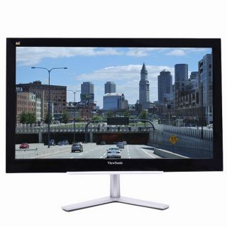 "Viewsonic VX2460H LED LED LCD Monitor 24"" 1080p Ultra Thin Widescreen Dual HDMI"
