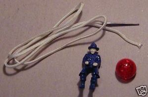 New Replacement Fireman Hose Lens Cap Lionel Parts