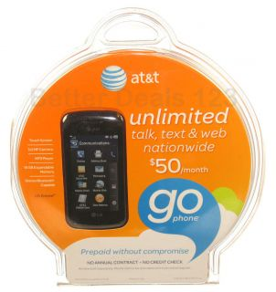At&t 3G Touch Screen Phones