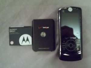 Verizon Motorola Z6c World Edition Cell Phone CDMA GSM GSM Globally Unlocked