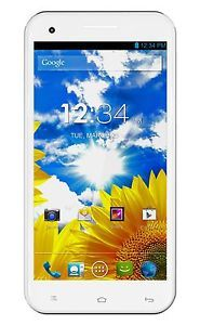 New Blu Studio 5 5 D610A Unlocked GSM Dual Sim Android Cell Phone White
