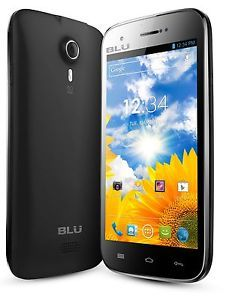 New Blu Studio 5 0 D530 Unlocked GSM Dual Sim Android Cell Phone Black