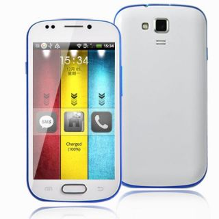 "4"" Multi Touch Android 4 0 Smart Cell Phone Dual Sim WiFi Unlocked T Mobile GSM"