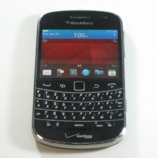 Blackberry Bold 9930 3G Touch Camera Unlocked GSM CDMA Phone Verizon B Stock 411378213150