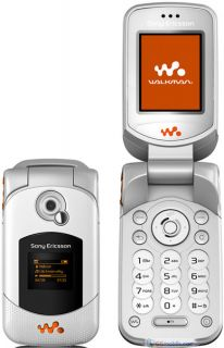 ATT Sony Ericsson W300i Walkman Unlock GSM Cell Phone