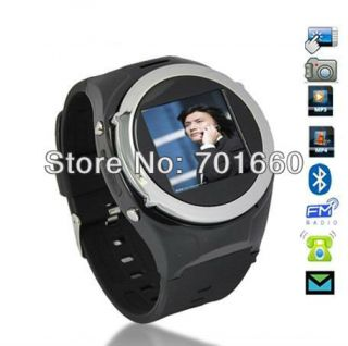 Unlocked GSM Mobile Watch Phone Touch Screen