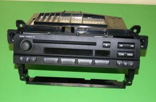 Genuine BMW 3 Series Radio Business CD RDS Player Stereo Head Unit with Holder