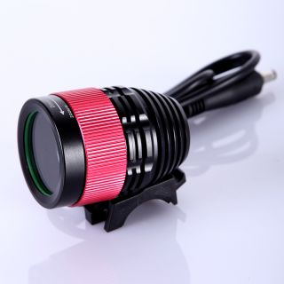 CREE T6 LED Bike Light Bicycle Front Lamp Headlight Headlamp Zoomable Waterproof