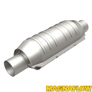 "Magnaflow 99305HM Universal High Flow Catalytic Converter Round 2 25"" in Out"