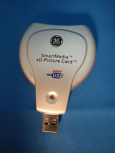 GE 97929 USB 2 0 SmartMedia XD Picture Card Reader Mobile Card Reader Writer