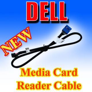 New Dell USB Flash Memory Media Smart Card Reader Cable 9 Pin Inspiron NT424