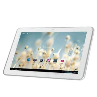 "10 1"" Sanei N10 Dual Core Tablet 3G Phone GPS Android 4 0 4 BT 16g TF Card Gift"