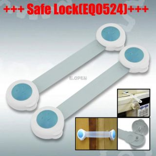 Set Home Baby Safety Wardrobe Cabinet Locks Door Safety Lock Electrical Lock