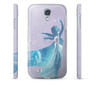 Elsa – Silhouette Frozen Hard Cover Case for iPhone Samsung 65 Other Phones