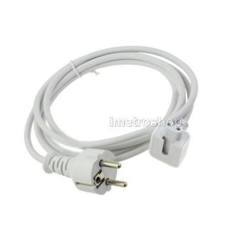 6ft for Apple MacBook Air Pro MagSafe AC Adapter s Extension Power Cord Cable