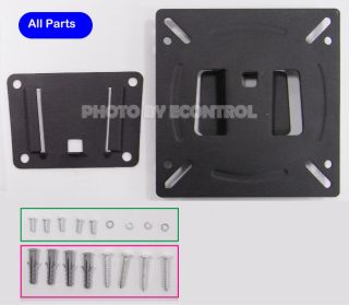 "【EC】New Wall Mount for 10"" 26""Flat Panel Screen LCD TV Monitor"