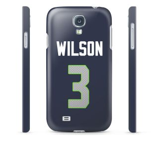 NFL Seattle Seahawks Personalized Hard Cover Case for iPhone 65 Others