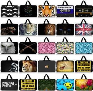 "Funning Design 17 3"" 17 4"" 17"" Laptop Notebook Cover Case Carry Pouch Holder Bag"