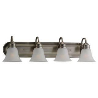Sea Gull Lighting Energy Star 4 Light Vanity Light
