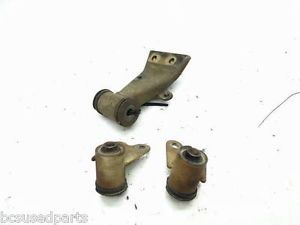 2007 Yamaha Grizzly 350 4x4 Motor Mounts
