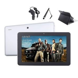 10 1'' Google Android 4 1 Quad Core Mid Tablet Pad Netbook HDMI Dual Camera Case