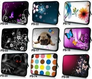 "Girl's Mens 12"" Laptop Netbook Sleeve Case Bag Cover Pouch for 11 6"" MacBook Air"