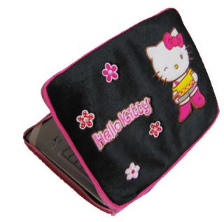 Sale Clear Stock Hello Kitty Black Sleeve Case Laptop Bag for 14 15 4 B6