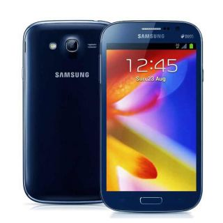 Samsung Galaxy Grand Duos GT I9082 8GB Metallic Blue Unlocked Smartphone