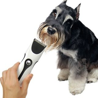 New Electric Pet Dog Cat Shaver Razor Grooming Clipper