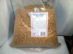 Natures Window Finch Premium Seed Mix Wild Bird Pet Food 20 Lb