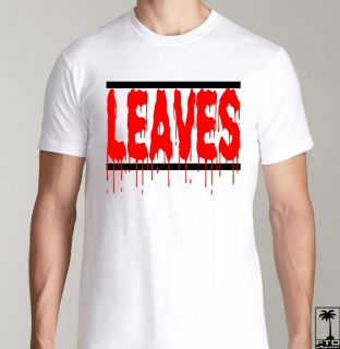 Blood on The Leaves Kanye West Yeezus Hip Hop Rap jayz Holy Grail Good T Shirt