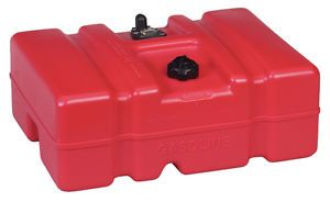 New Ultra Portable Low 12 Gallon Topside Fuel Tank Gas Can Boat Marine ATV RV