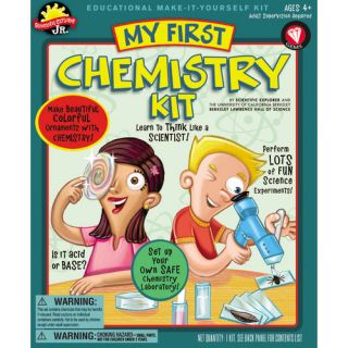 POOF Slinky Scientific Explorer My First Chemistry Kit