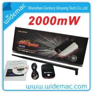 Blueway N9200 150Mbps 1000mW High Power Wireless Adapter