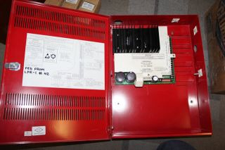 Est Edwards BPS10 Fire Alarm Booster Power Supply Panel