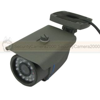 Waterproof 650TVL HD Effio E Sony CCD Camera 20M IR OSD