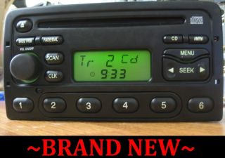 New 2002 2000 2003 2004 Ford Focus FM CD Player Radio