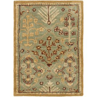 Safavieh Antiquities Light Blue / Gold