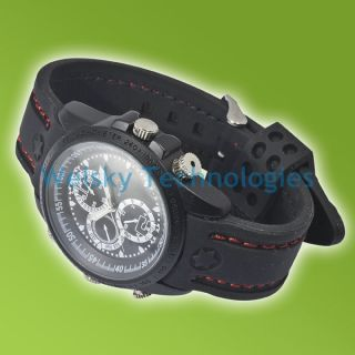 4G Waterproof Motion Detection Detector Spy Watch SW21A