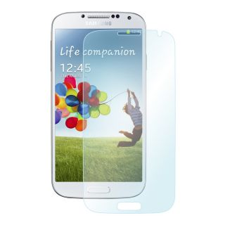 1x 3X 6X 12x Wholesale Anti Glare Screen Protector for Samsung Galaxy S4 I9500