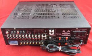 Pioneer VSX 5000 Audio Video Stereo Receiver